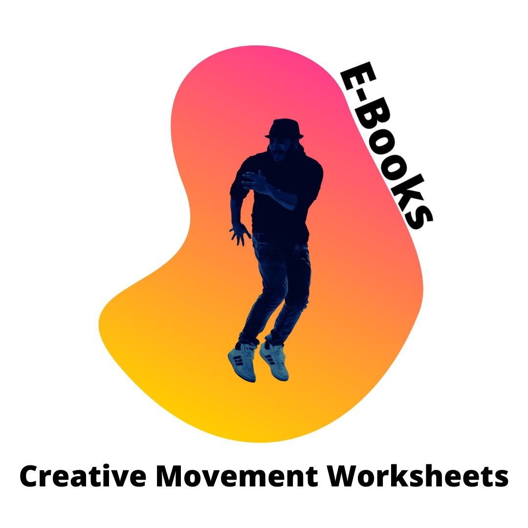 E-Book: Creative Movement Worksheets