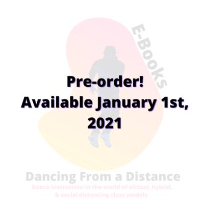 E-Book: Beginner Choreography ( Pre-order )