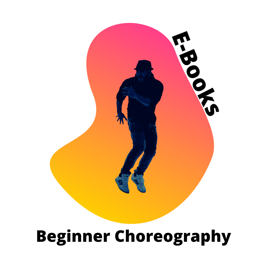 E-Book: Beginner Choreography ( Pre-order )