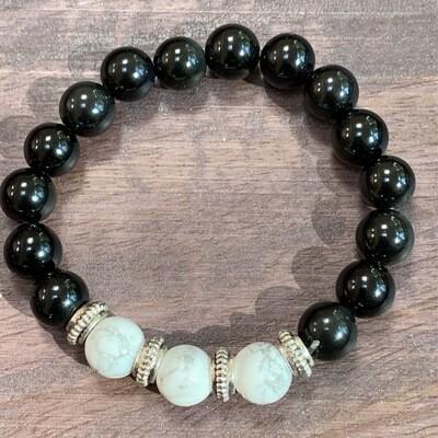 Black Jasper Kid's Bracelet