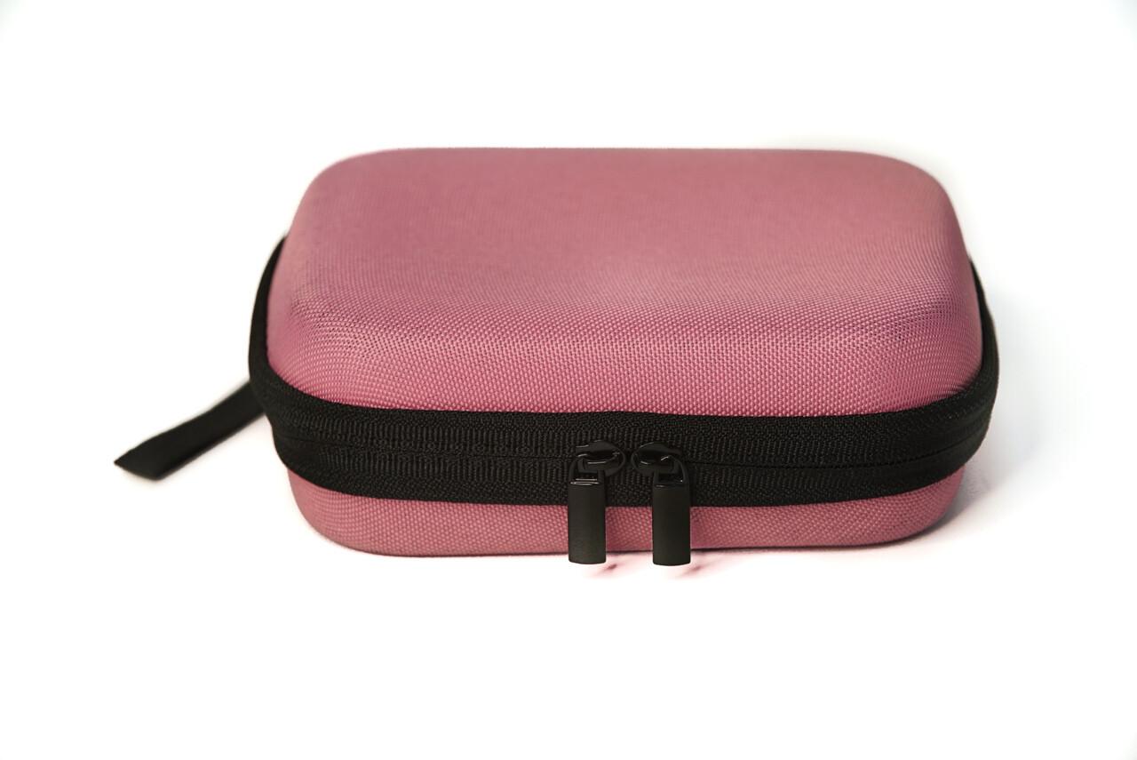 Pink Rollerbottle Hard Case (holds 10)