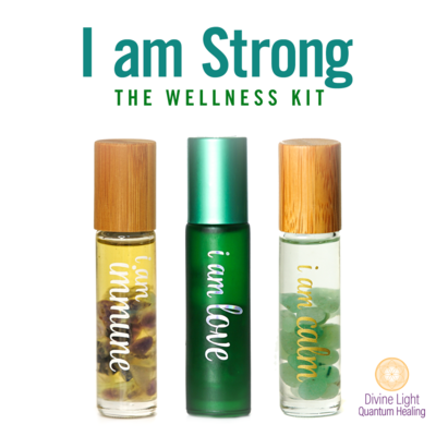 I am Strong: Mind, Body, Spirit Kit