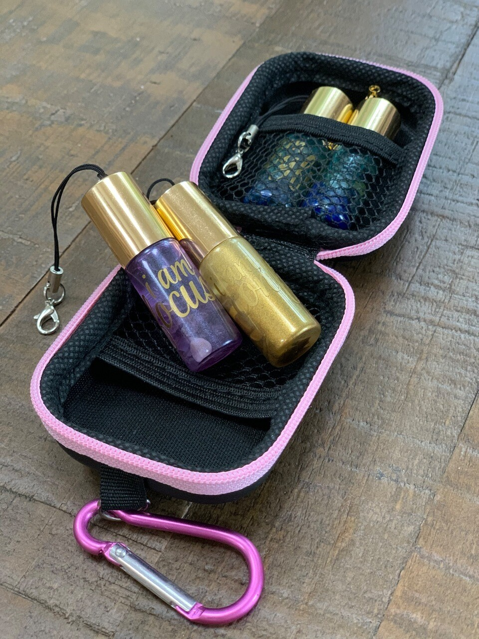 3 ml-Travel-Sized Emotional Healing Elixirs Kit