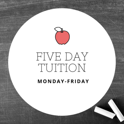 Five Day Tuition