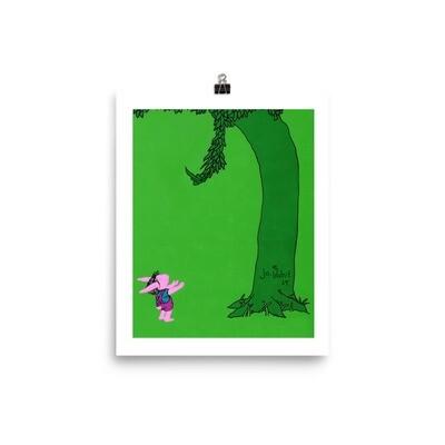 jo & the not so giving tree