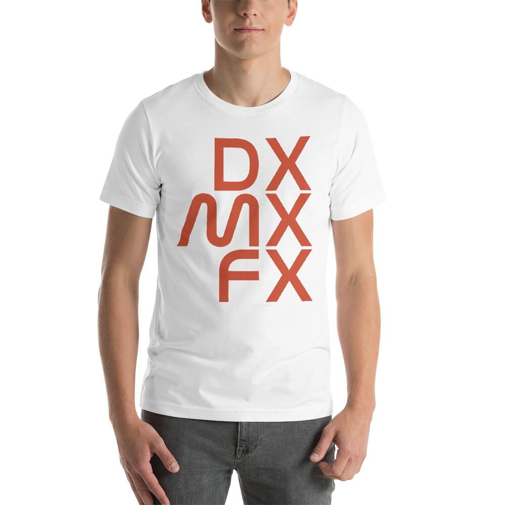 Space Age DX MX FX T-Shirt Unisex