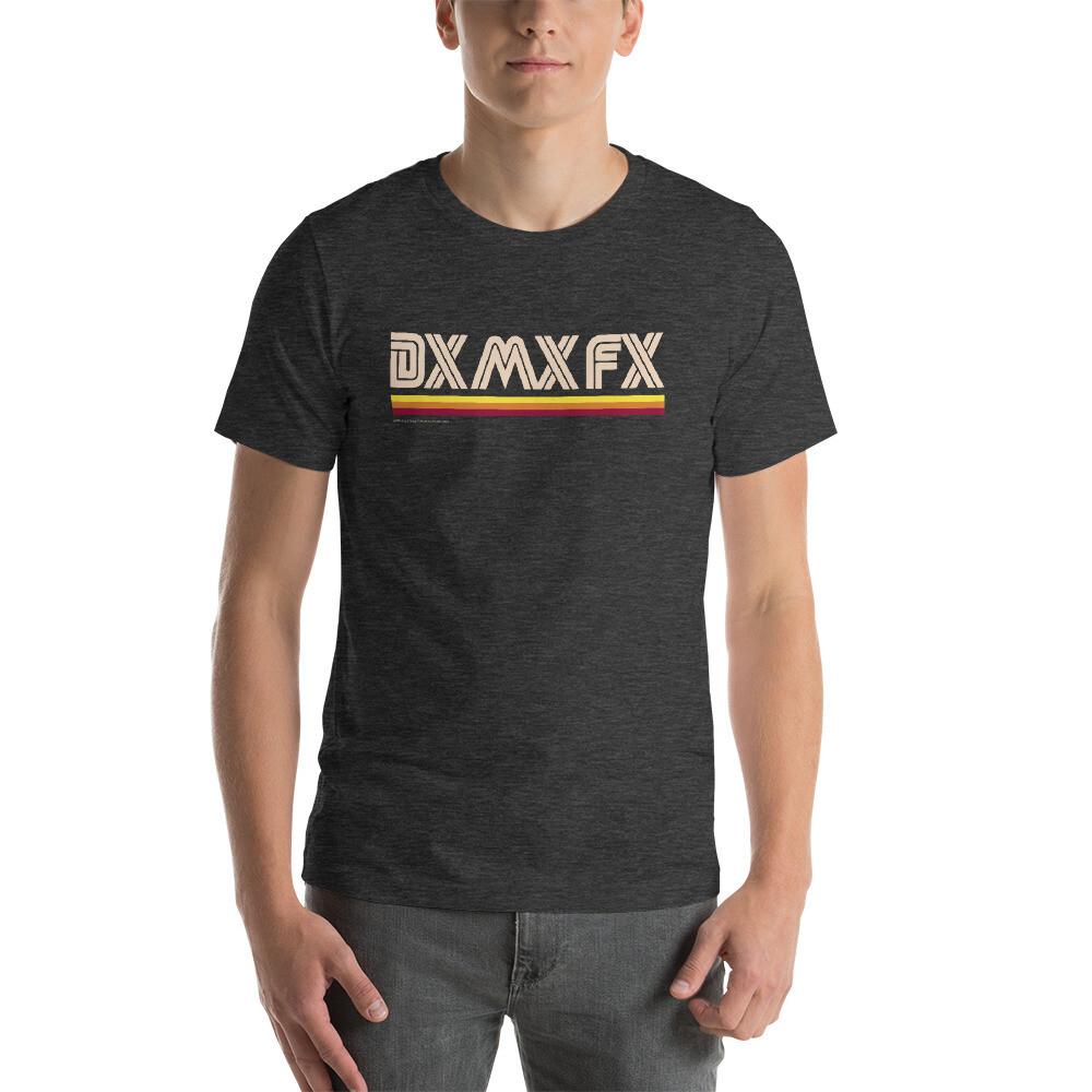 Retro DX MX FX T-Shirt Unisex