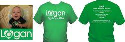 Spread SMA Awareness with Logan Fundraiser