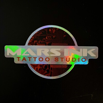 MARS INK STICKER v1