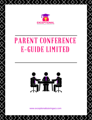 Parent Conference E-Guide Limited
