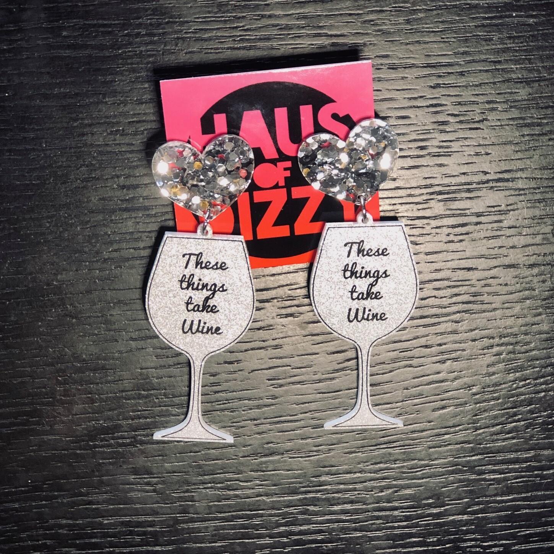 These Things Take Wine - Sav Blanc