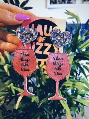 These Things Take Wine - Rosé