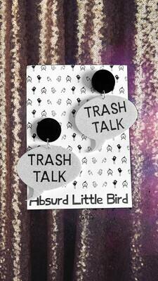 Trash Talking Times Two