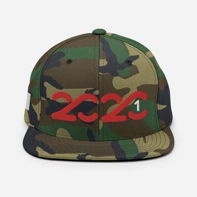Road To Tokyo 2C2C+1 Snapback Hat