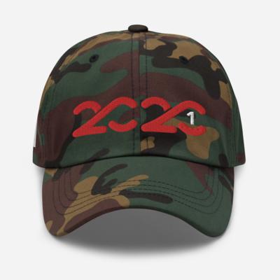 Road To Tokyo 2C2C+1 Dad hat