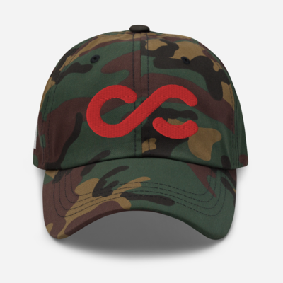 CC Infinite Dad Hat- Camo