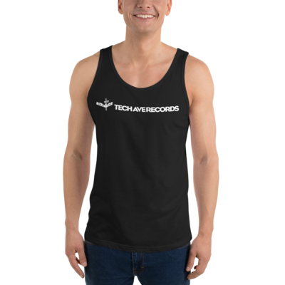 Men's Tank Top - TAR White Logo