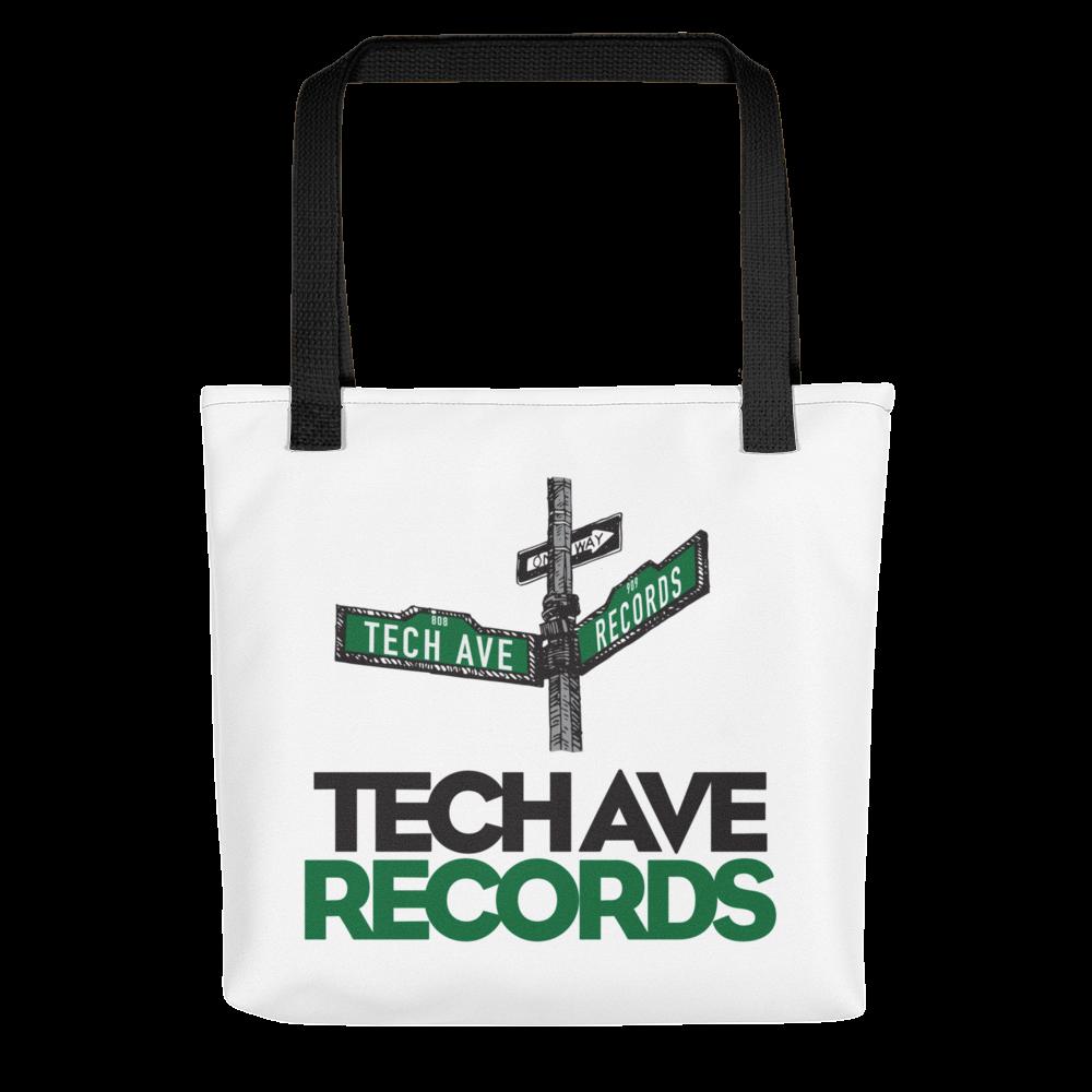 Tote bag - TAR Black and Green Logo