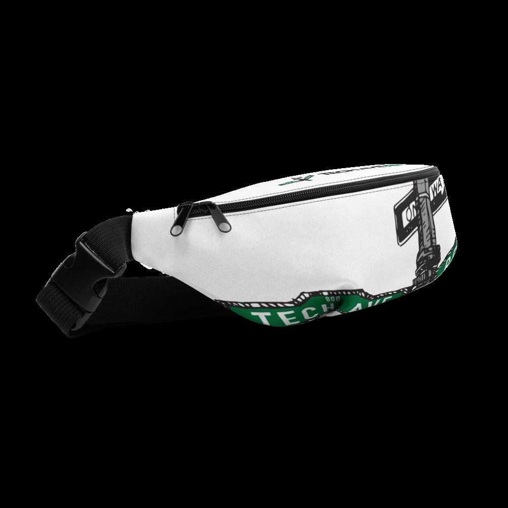 Fanny Pack - TAR Black and Green Logo