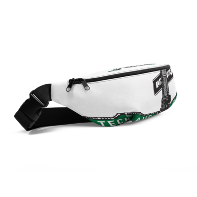 Fanny Pack - TAR Black and Green Logo