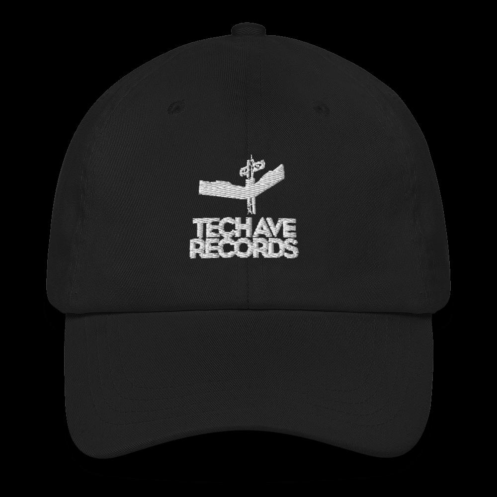 Dad hat - TAR White Stacked Logo