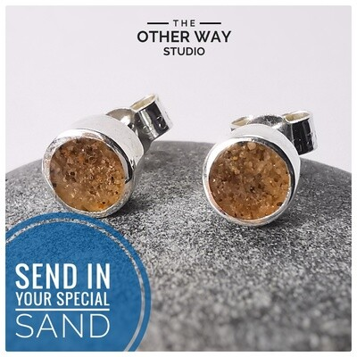 Send In Your Special Sand Earrings