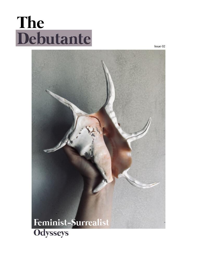 Issue 2: Feminist-Surrealist Odyssey's (UK Postage)