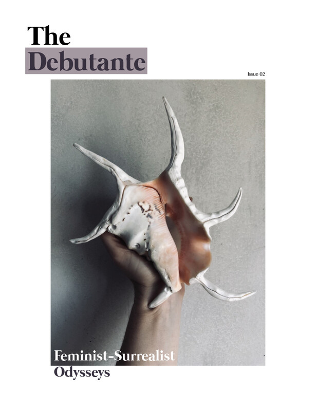 Issue 02: Feminist Surrealist Odysseys (UK postage)
