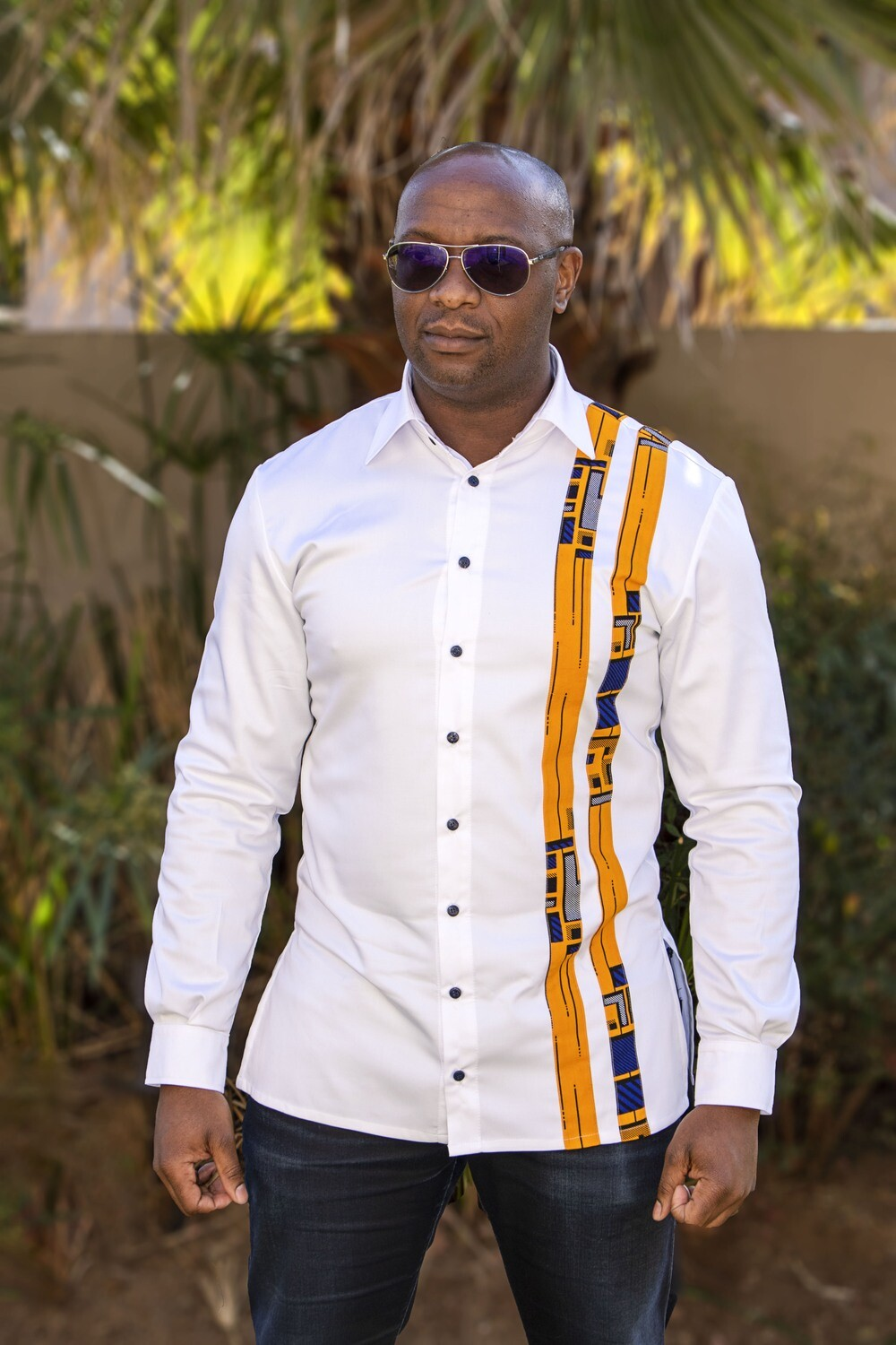 Sipho Tailored Fit Shirt