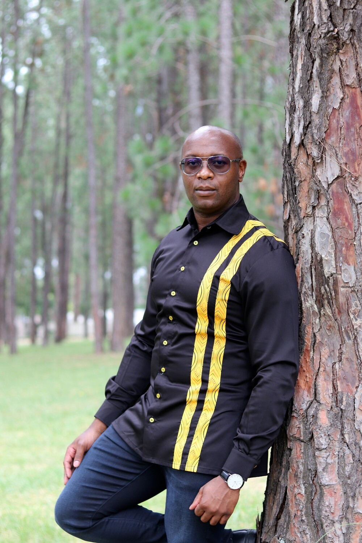 Thabo Flank Slim Fit