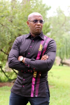 Themba Mnisi Slim Fit