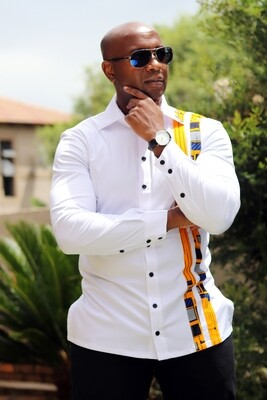Sipho Nkosi Tailored Fit Shirt