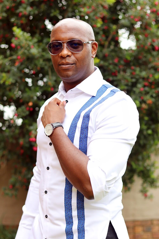 Dumisani Ngobe Slim Fit Shirt