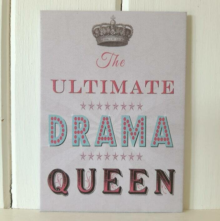 The Ultimate Drama Queen Fridge Magnet