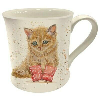 Bree Merryn Marmalade Kitten China Mug