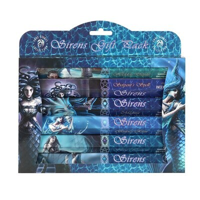 Sirens Incense Gift Pack From Anne Stokes 20 Sticks Per Pack