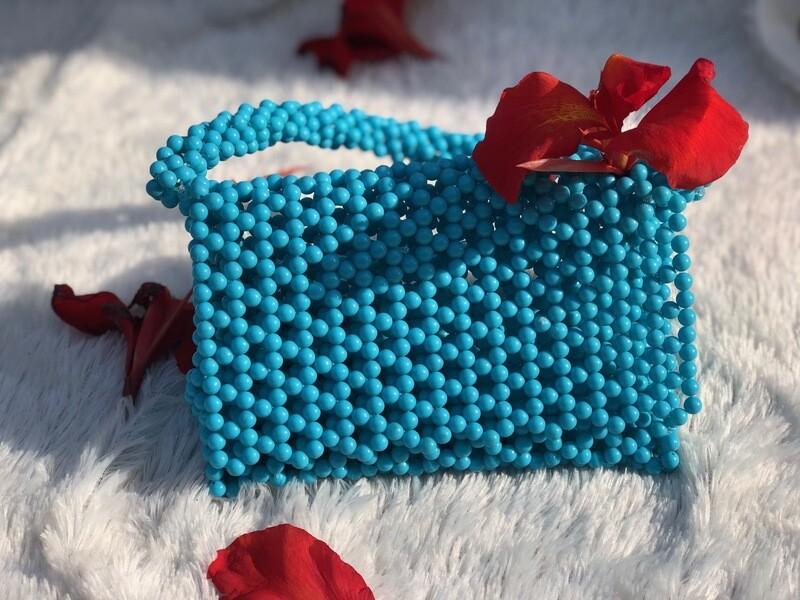 BLUE PEARL BAG