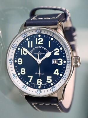 Zeno Watch X Large Pilot - 2 Jahre Garantie, inkl. Uhrenbeweger!
