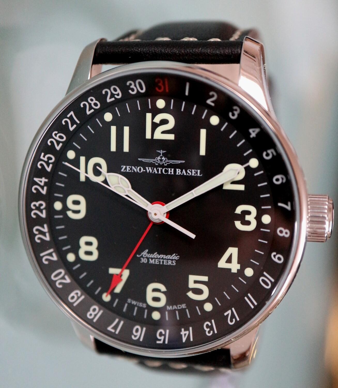 Zeno-Watch X Large Pilot