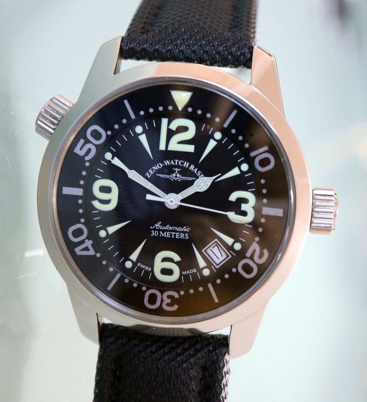 Zeno Watch Fellow Automatic – Limitierte Edition - 2 Jahre Garantie, inkl. Uhrenbeweger!