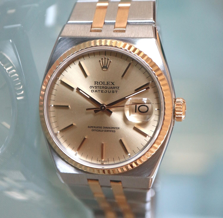 Rolex Oysterquartz Datejust - 80er Jahre