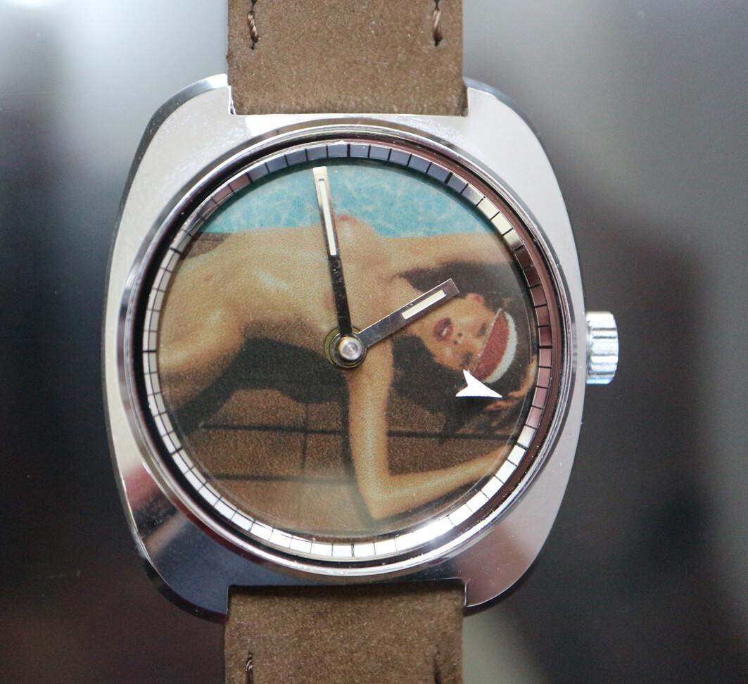 Erotik-Uhr Zurex Sujet 003
