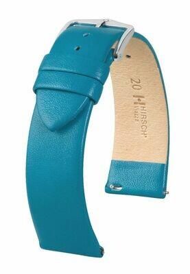 Hirsch Uhrenarmband Viazza / Kalbsleder / Easy Click