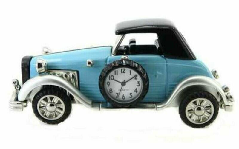 Miniatur-Uhr Oldtimer