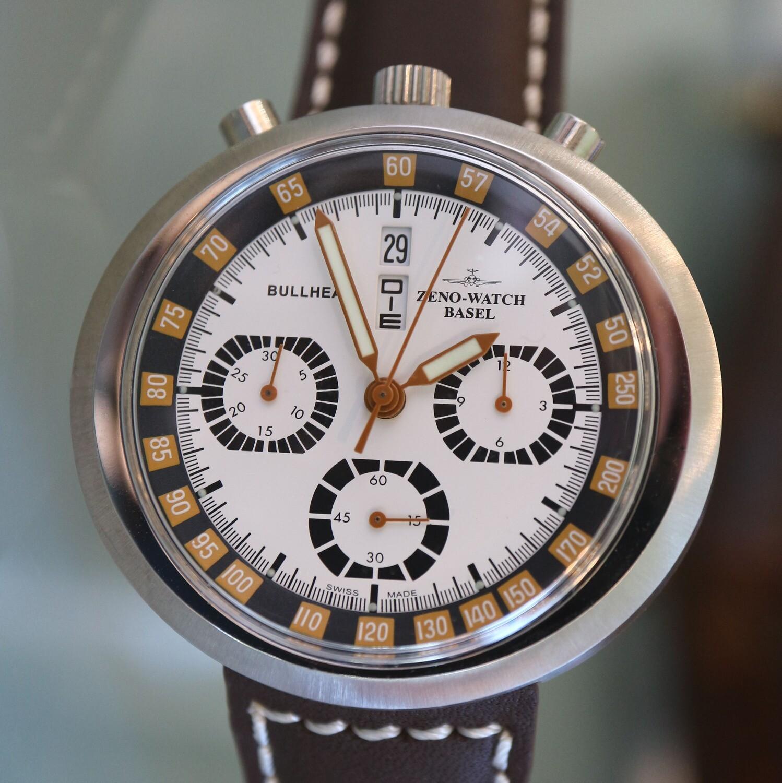 Bullhead Chronograph Zeno-Watch - Ref. 3591-i26