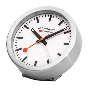 Mondaine Tischuhr & Wecker, 125mm