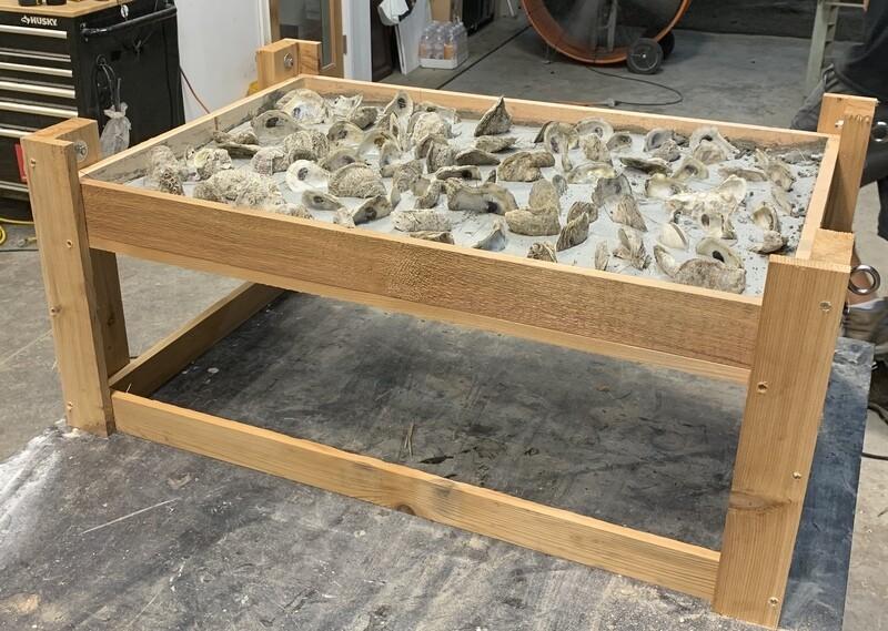Florida Fishery Foundation  Oyster Habitat