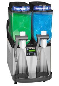 Doubel Frozen Drink Machine