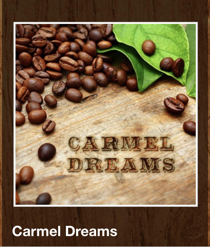 Caramel Dreams Blend Coffee