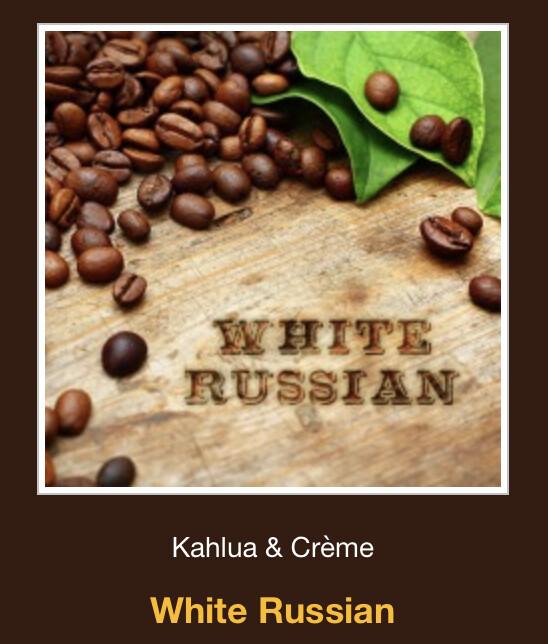 White Russian Ground Coffee